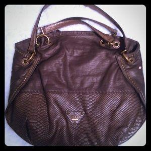 Guess satchel/ shoulder bag